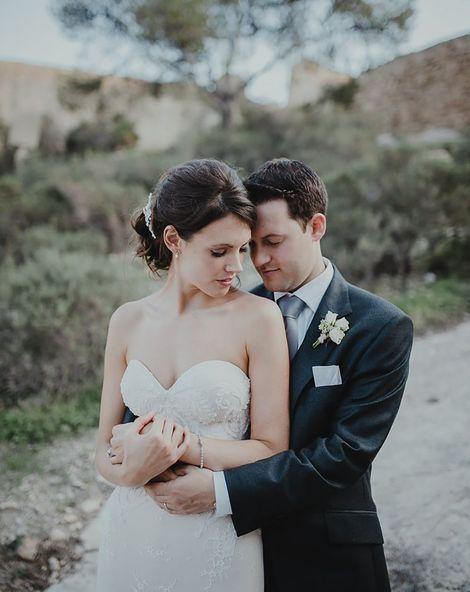 Victoria and Ian Serafin Castillo