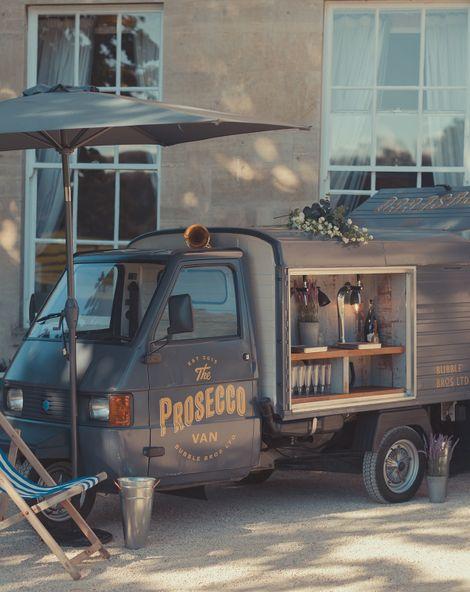Bubble Bros - Prosecco Vans And Wedding Bars