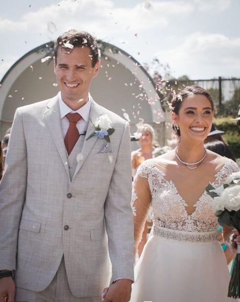 White Balance Weddings