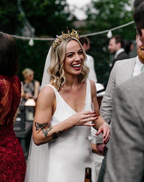 C5 Bridal Crown Cover