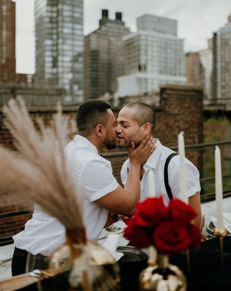 gay wedding new york