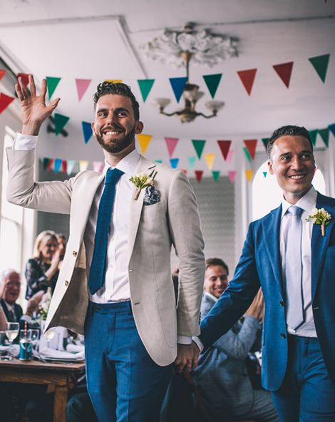 the roost dalston wedding