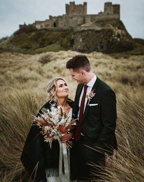 Bamburgh Castle Wedding