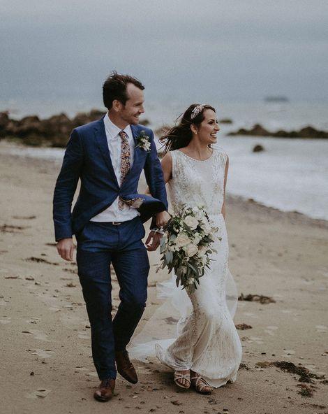 Isle Of White Wedding