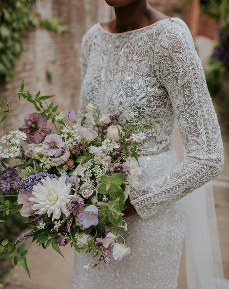 C5 Lilac Wedding Cover