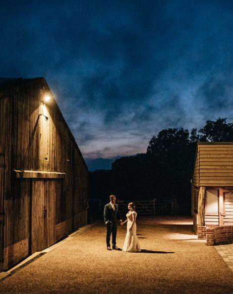 The Oak Barn, Frame Farm
