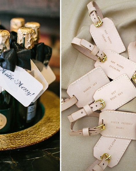 Wedding Favours Your Guests Will Actually Love
