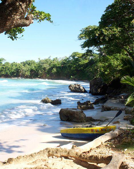 Ocean Jammin in Jamaica