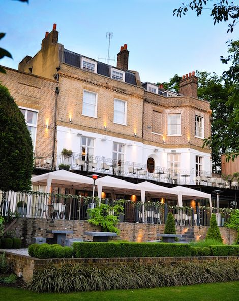 Marry Beside The River At The Bingham
