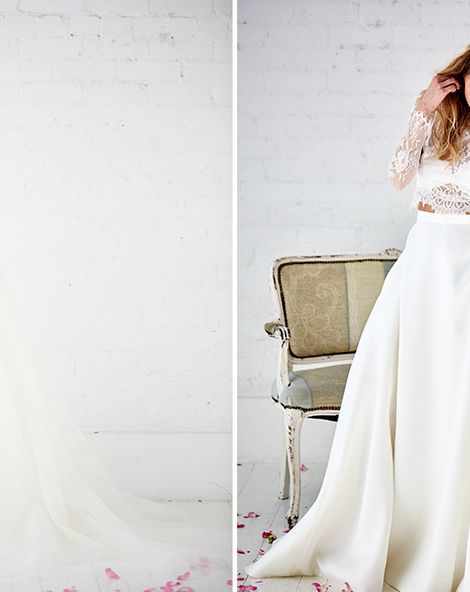 Bridal Separates Collection From Charlotte Balbier