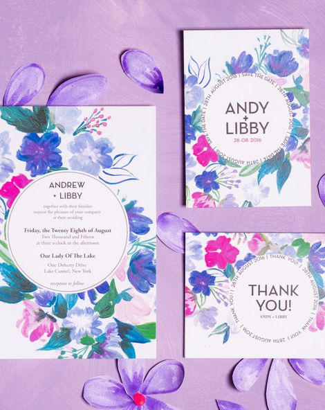 Ordering Your Wedding Stationery - 7 Top Tips from Berin Made