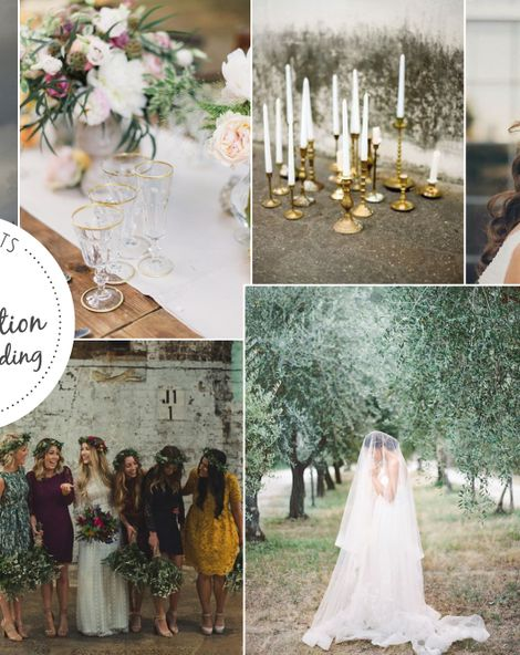 Once Upon A Destination Wedding {Why I'm Having Six Bridesmaids}