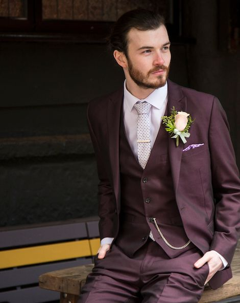 From Dressing Room to Groom - How To Buy The Perfect Wedding Suit
