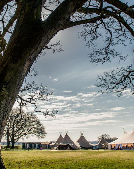 Planning & Organising a Tent Wedding
