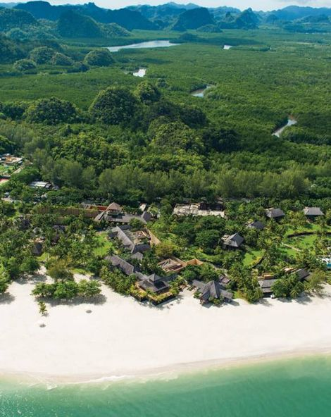 A Honeymoon in Paradise - Four Seasons Langkawi