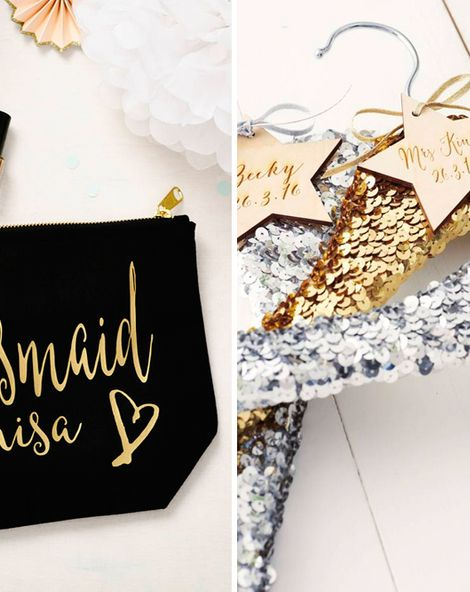The Best Thank You Gifts For Bridesmaids