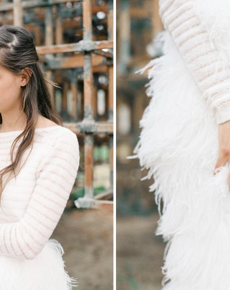 Gorgeous Cashmere Bridal Cover Ups
