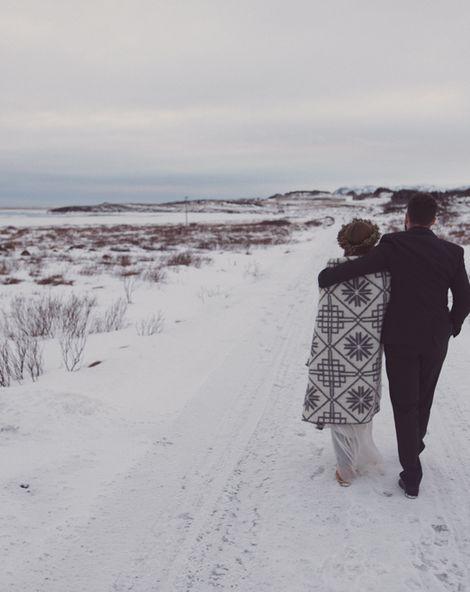 Iceland Elopement Inspiration