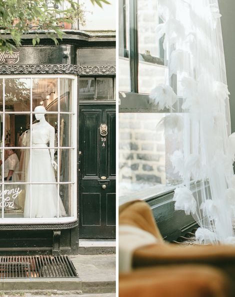 A Visit To The Halfpenny London Boutique