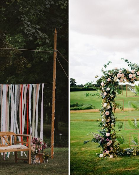 Wedding Aisle - Beautiful And Unique Ways To Decorate It