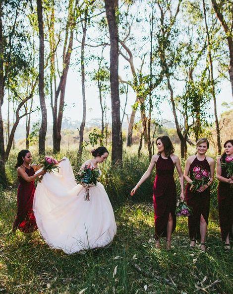 RMW Real Bride Diary {Emma & Dean: Bridesmaids}