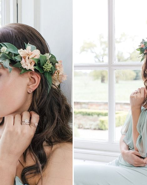 Beautiful Florals For Your Bridesmaids