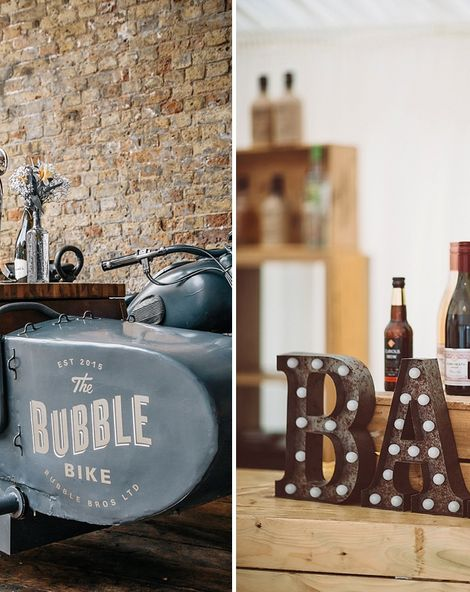 Wedding Bars For Hire (With a Difference)