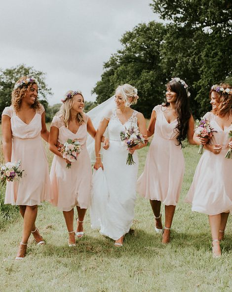 Alternative Wedding Group Shots With The List