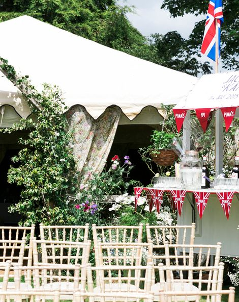 Win £8000 To Spend On Your Wedding With Pimm's & RMW The List
