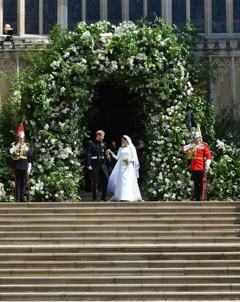 Five Things We Learnt From The Royal Wedding...