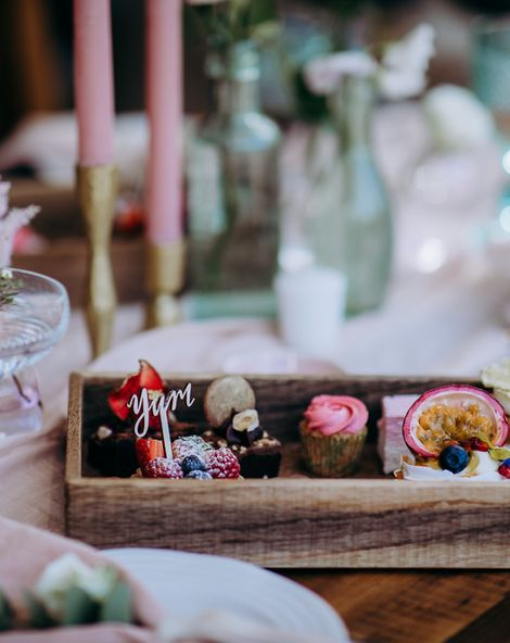 Cake & Crowns {Alternative Hen Party Inspiration}