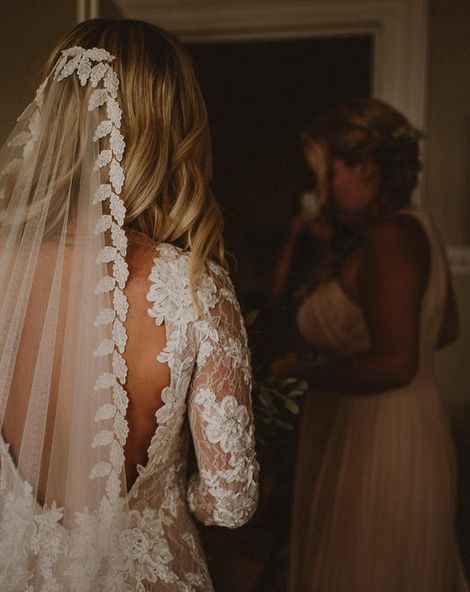 Bespoke Bridalwear {Having Your Dream Wedding Dress Made For You}