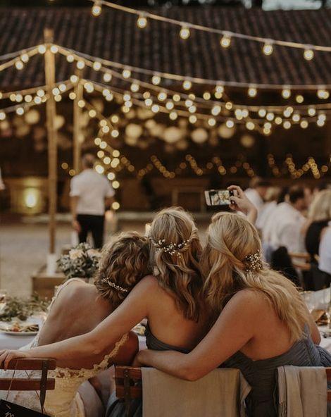 Wedding Lighting For Outdoor Celebrations