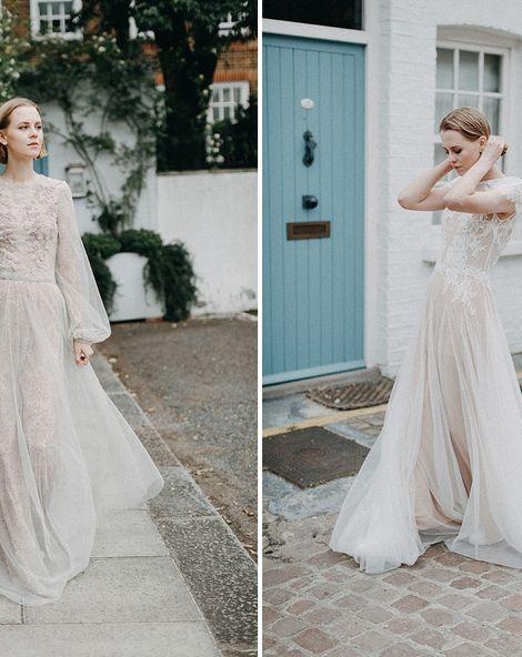 Gorgeous Bridal & Bridesmaids Dresses From KATYA KATYA