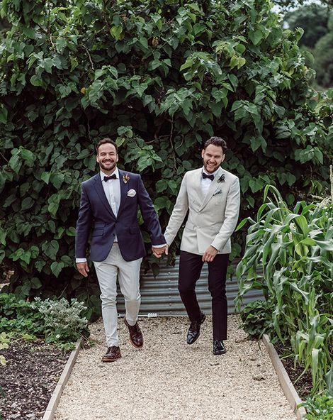 Andrew & Scott