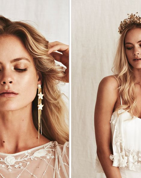 10 Statement Gold Accessories For Brides