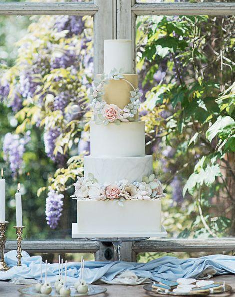 Winter Garden Wedding At Sennowe Park