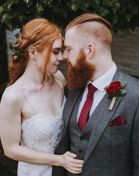 Fantasy Wedding Inspired By Lord Of The Rings