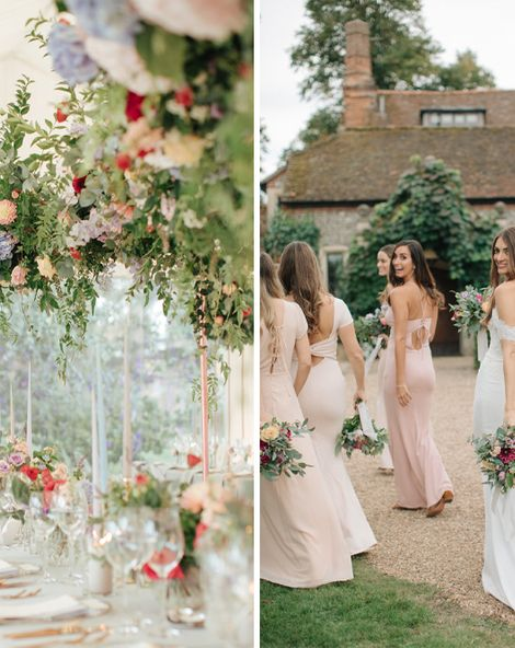 Contemporary Elegance in the Countryside by M & J Photography