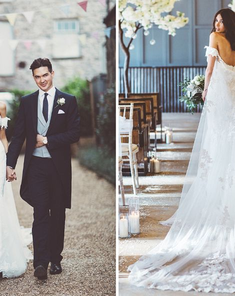 Lace Bridal Cape Veil | On Love and Photography