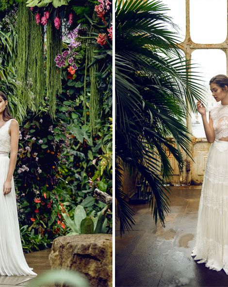 Catherine Deane Bridal Separates Collection 2019