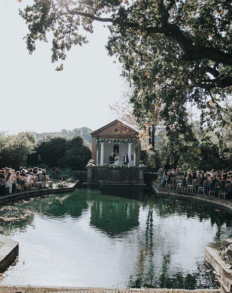 Foliage Wedding