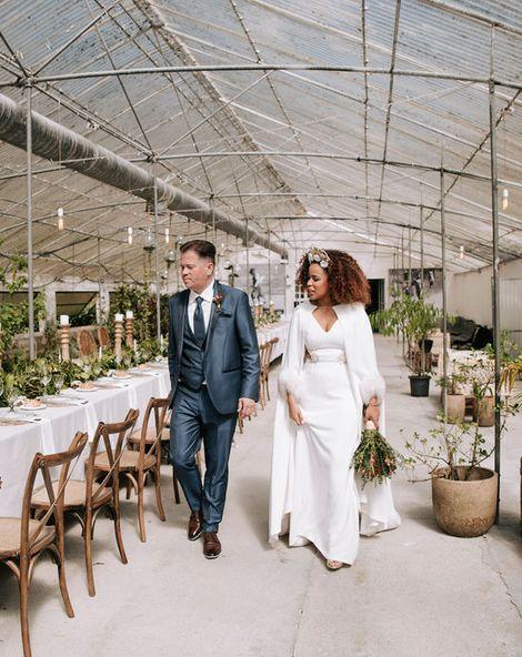 Glasshouse Wedding Venue