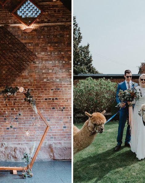 Curradine Barns Wedding Venue