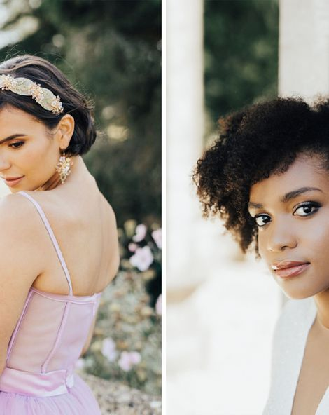 Wedding Hair Accessories For Short Hair - With 41 Accessories To Choose