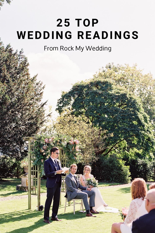 wedding readings experiment