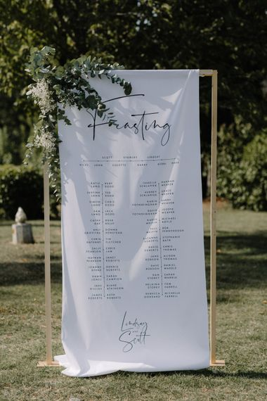 made by wood wood made by wood and wood wedding signage stationery decor hire 2