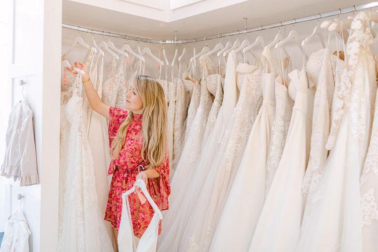 Ivory White Bridal 33