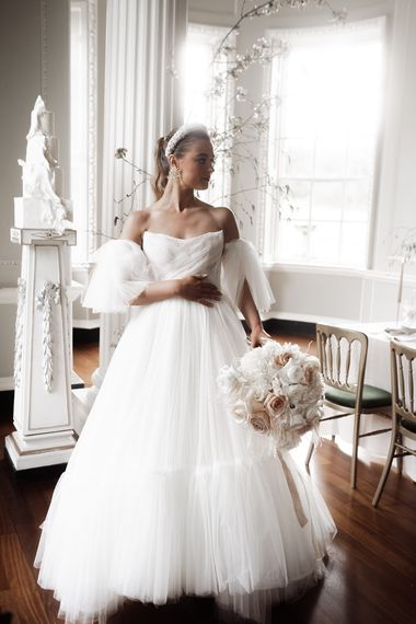 felisiti greis couture wedding dress ballgown silk