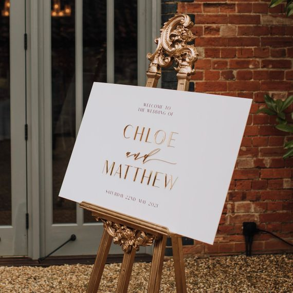 the luxe paper co tlpc signage